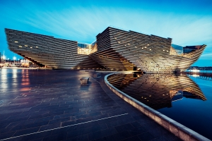 NEW V&A MUSEUM OPENING